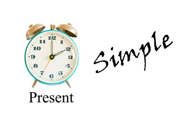 Los tiempos verbales: Present Simple. (3/3)