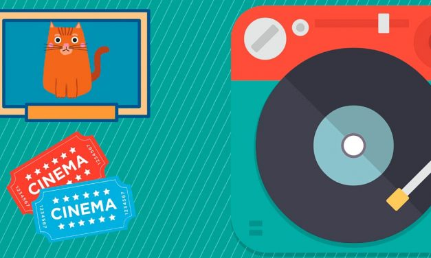 Aprender inglés a través de las películas, las series de TV y la música