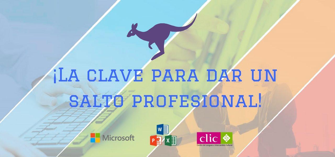 ¡Extra, extra! ¡Certificación Oficial de Microsoft Office Specialist 2016 en CLIC!