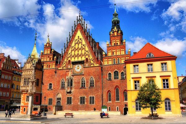 Trabajar como profesor de español en Polonia
