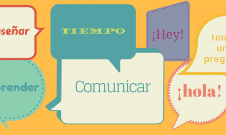 Los tiempos de habla en la clase de español IV