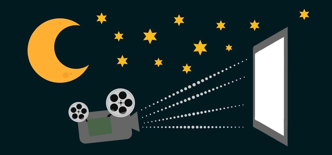 The Summer Cinema in Seville / El cine de verano en Sevilla