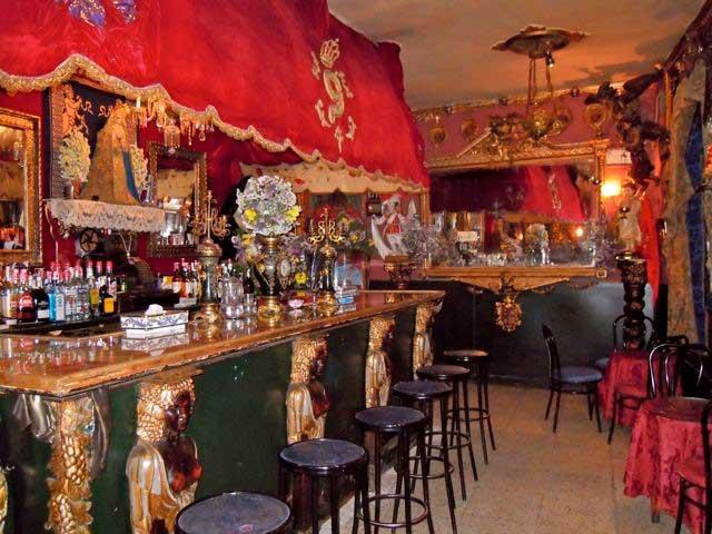 Bar garlochí
