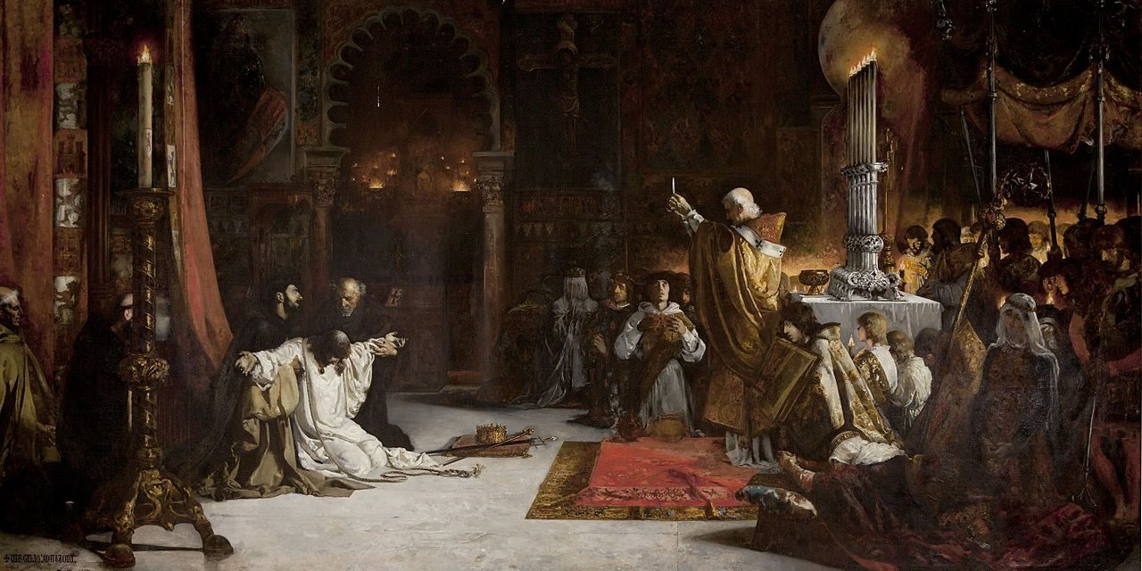 Trocitos de nuestra cultura: El  rey Fernando III, El Santo
